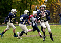 SHREWSBURY PATRIOTS VS. NORTH MIDDLESEX 2015 PLAYOFFS