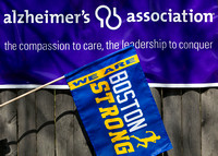 2016 ALZHEIMER'S ASSOCIATION BOSTON MARATHON