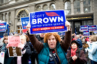 SCOTT BROWN WORCESTER RALLY JANUARY 17, 2010